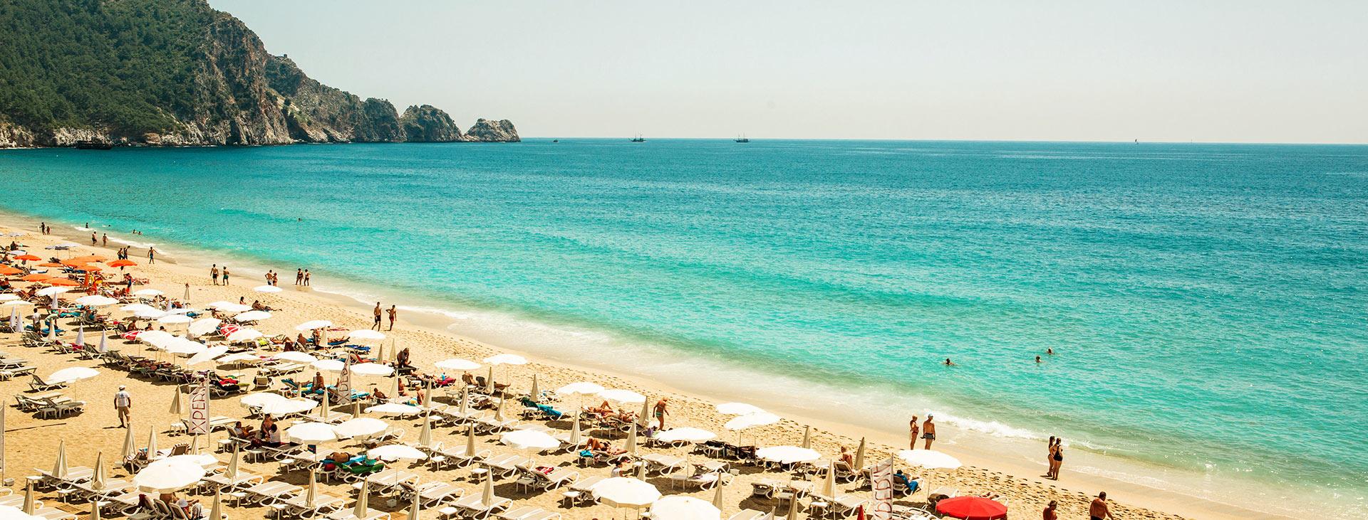 Sunprime Alanya Beach, Alanya, Antalya-området, Tyrkia