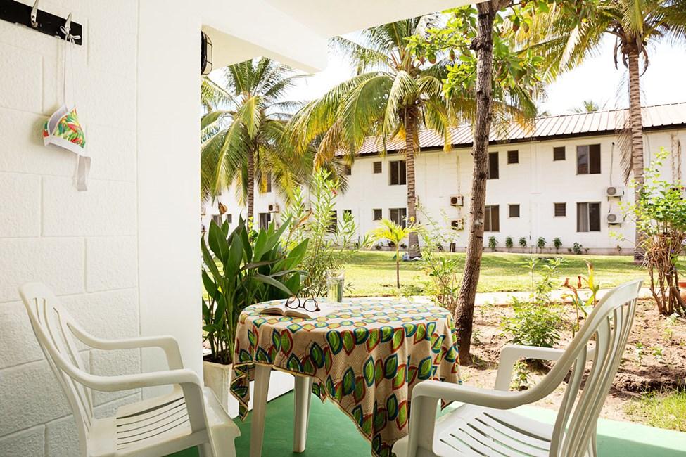 Renovert 2-romsleilighet med terrasse