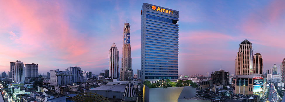 Amari Watergate, Bangkok, Sentrale Thailand, Thailand