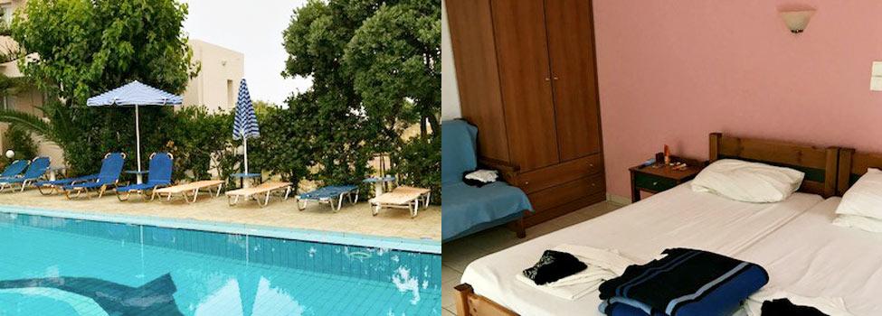 Michalis Apartments, Chaniakysten, Kolimbari, Kreta, Hellas