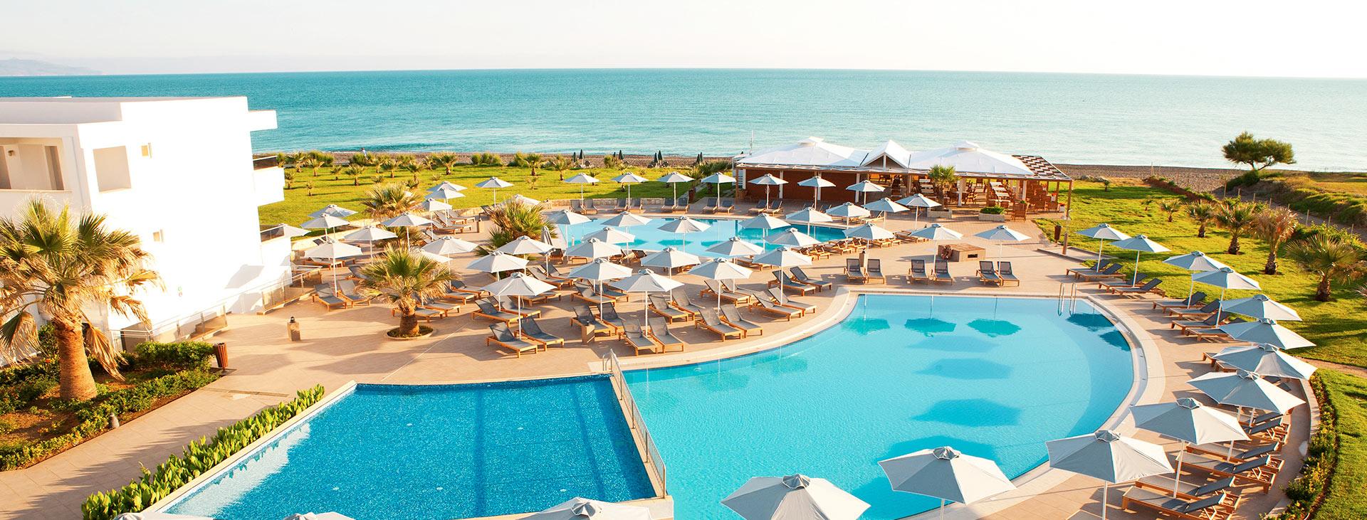 Sunprime Platanias Beach, Chaniakysten, Platanias, Kreta, Hellas