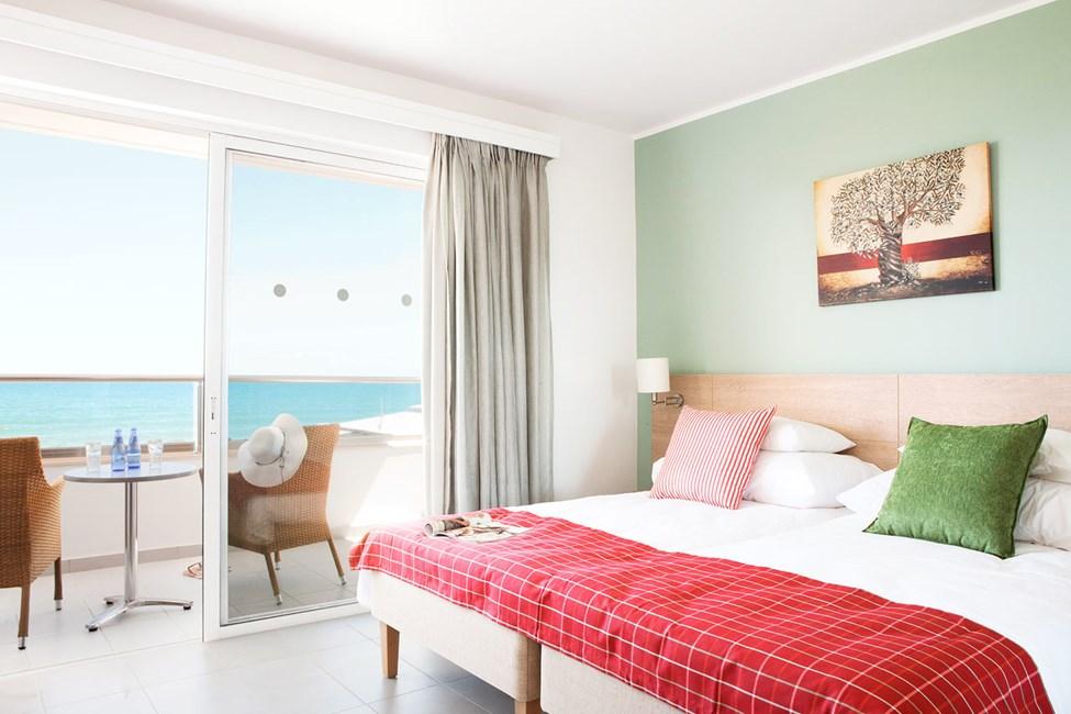 Classic Room med balkong mot havet