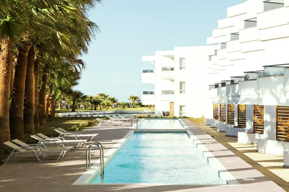 Classic Room, terrasse med tilgang til privat, delt basseng