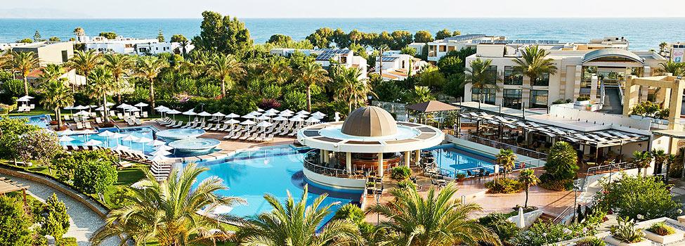 Minoa Palace Resort , Chaniakysten, Platanias, Kreta, Hellas