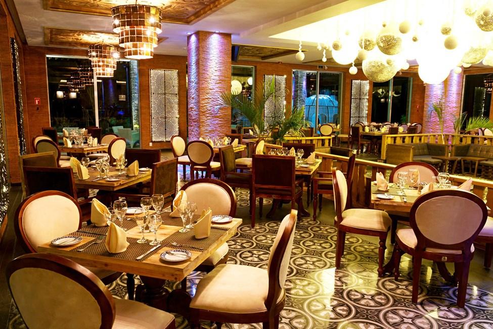 Restaurant Los Lirios