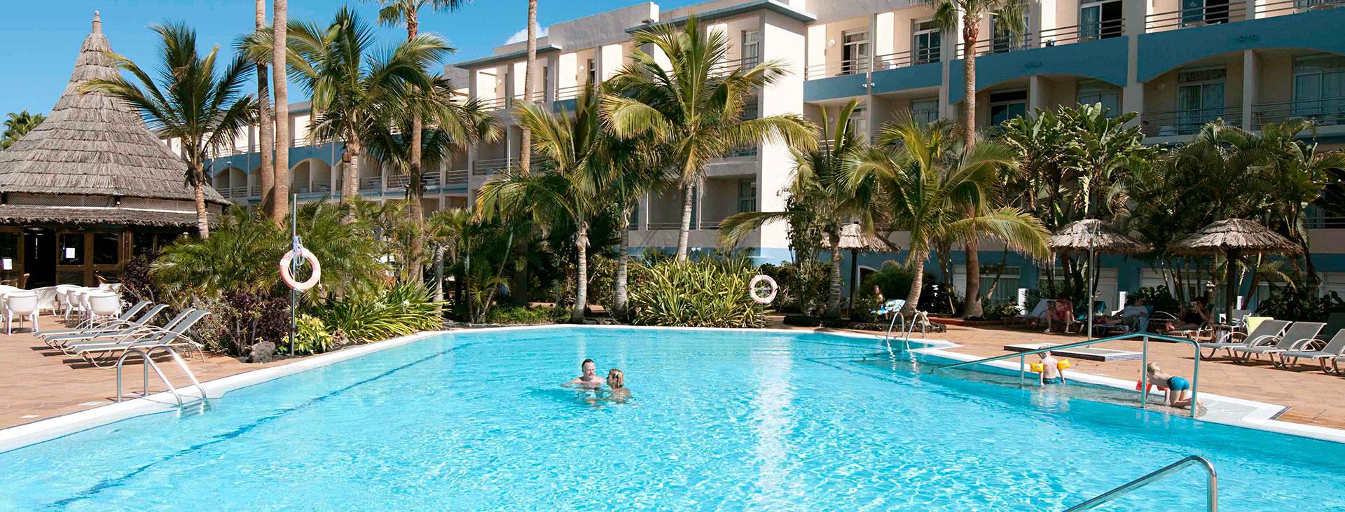 IFA Altamarena Hotel, Jandia, Fuerteventura, Kanariøyene