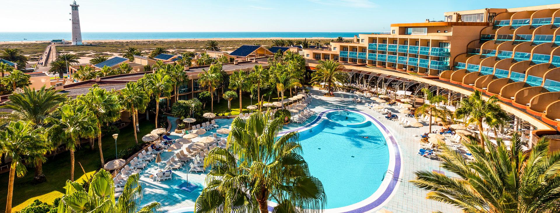 Hotel Faro Jandia & Spa, Jandia, Fuerteventura, Kanariøyene