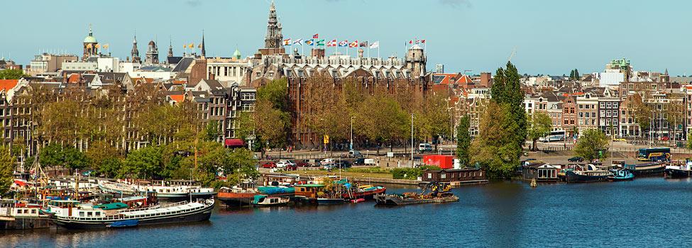 Grand Hotel Amrath Amsterdam, Amsterdam, Nederland