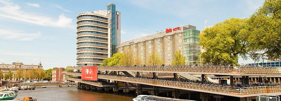 Ibis Amsterdam Centre, Amsterdam, Nederland