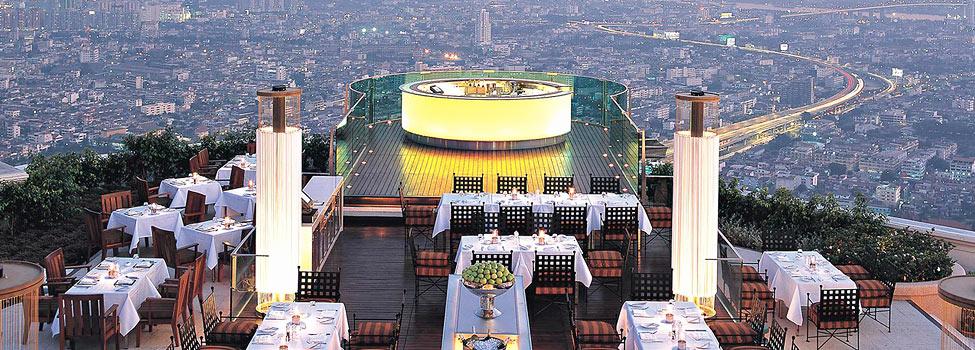 Lebua at State Tower, Bangkok, Sentrale Thailand, Thailand