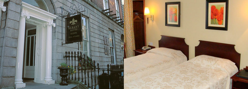 Albany House, Dublin, Irland