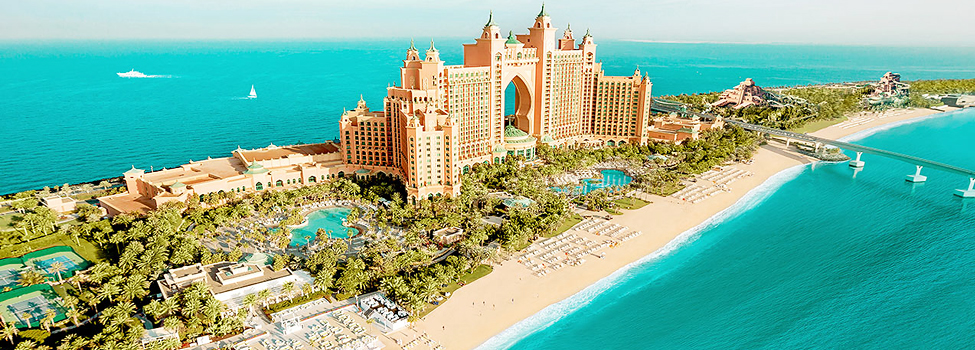 Atlantis The Palm, Jumeirah, Dubai, De forente arabiske emirater