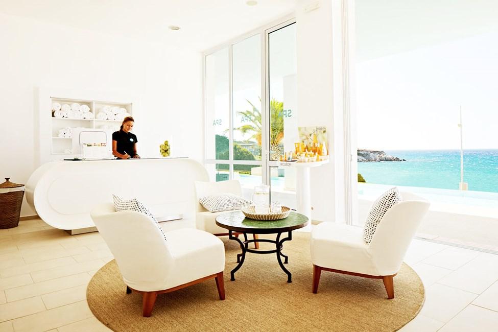 Spa-avdelingen på søsterhotellet Ocean Beach Club