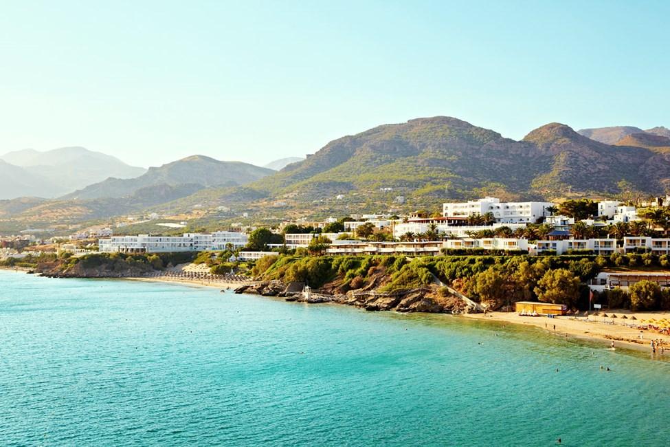 Velkommen til Sunwing Makrigialos Beach