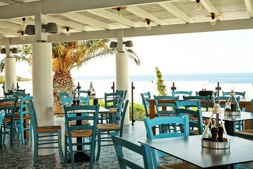 Iakovo's Kitchen & Grill serverer både greske retter og internasjonale ferieavoritter