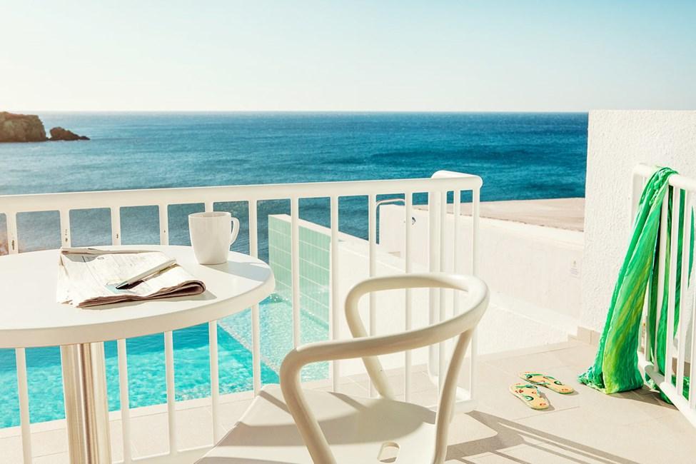 2-roms Club Suite, terrasse med havutsikt og tilgang til privat, delt basseng