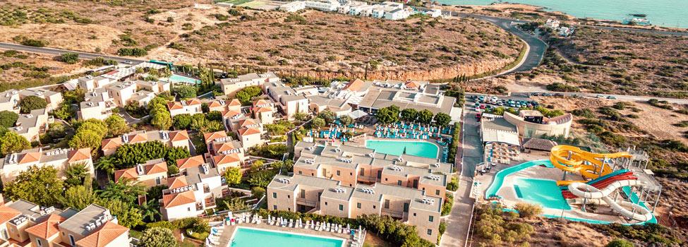 smartline Village Resort & Waterpark, Hersonissos, Kreta, Hellas
