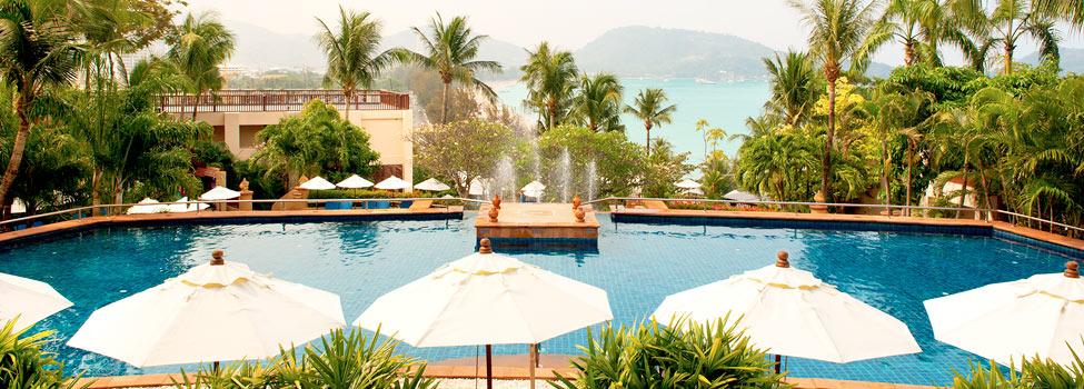 Novotel Phuket Resort, Patong Beach, Phuket, Thailand