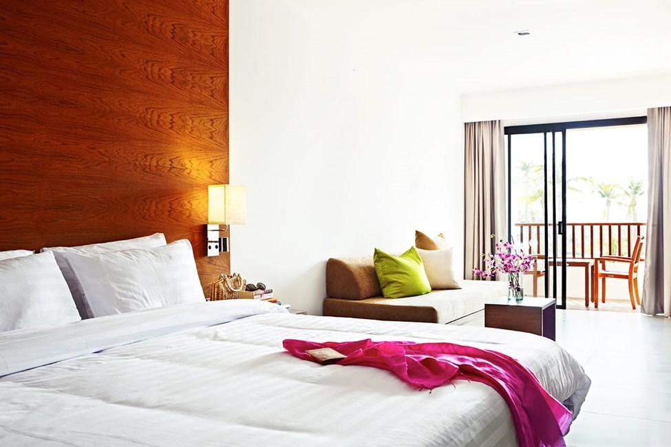 Classic Suite med kombinert sove- og oppholdsrom