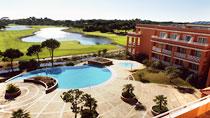 Quinta da Marinha - Golfhotell med bra golfmöjligheter.