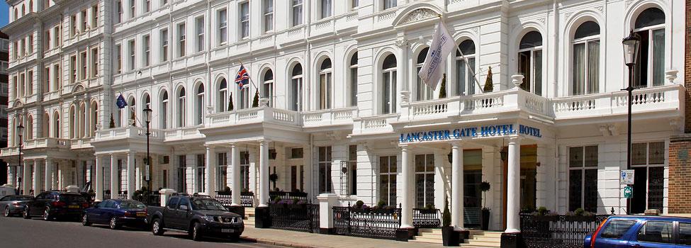 Lancaster Gate Hotel, London, Storbritannia