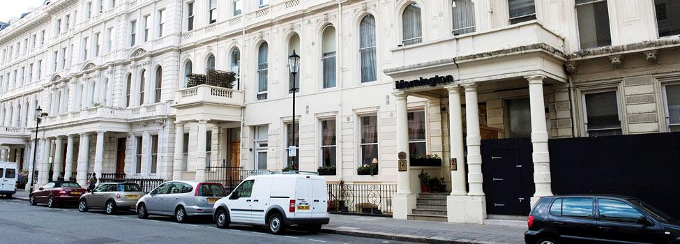 Best Western Mornington Hotel, London, Storbritannia