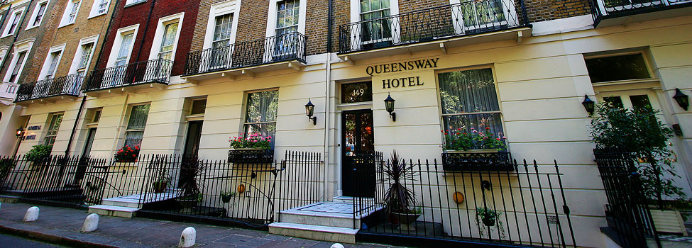 Queensway Hotel, London, Storbritannia
