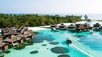 Anantara Veli Resort & Spa er et hotell for voksne.