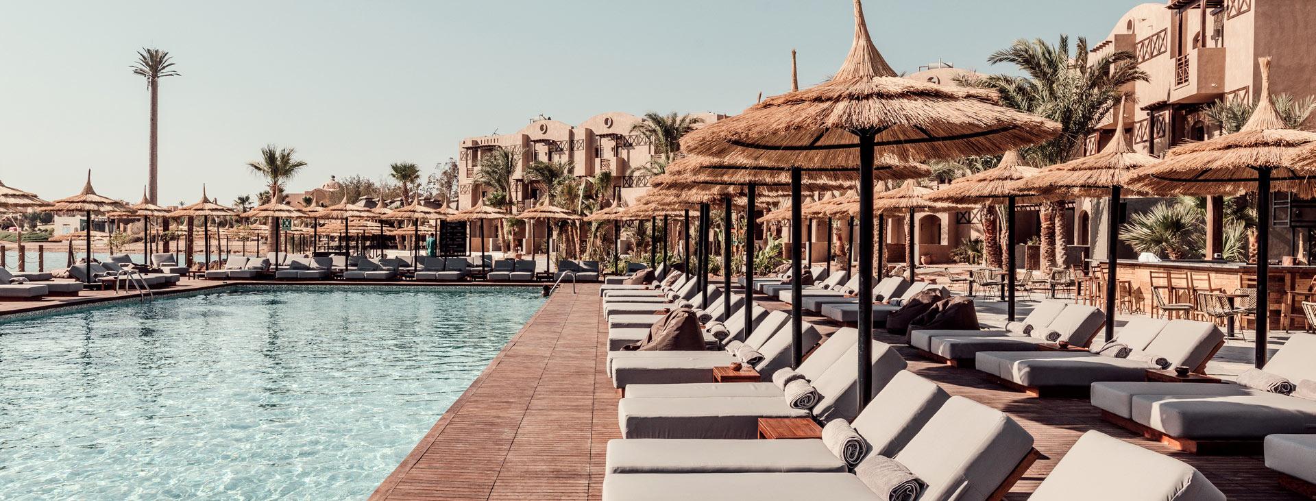 Cook's Club El Gouna, El Gouna, Hurghada-området, Egypt