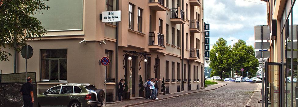 Rixwell Old Riga Palace Hotel, Riga, Latvia