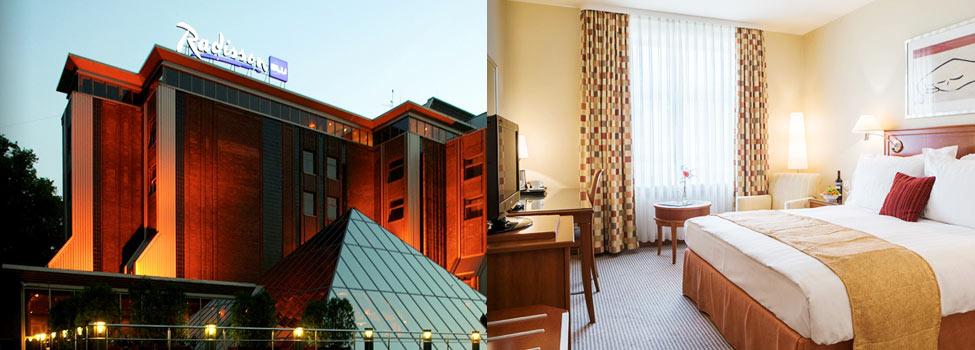 Radisson Blu Ridzene Hotel, Riga, Latvia