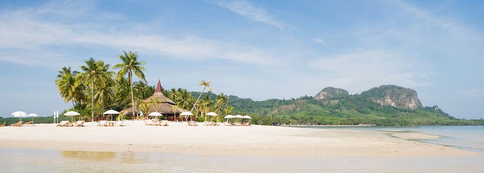 Sivalai Resort, Koh Mook, Krabi, Thailand