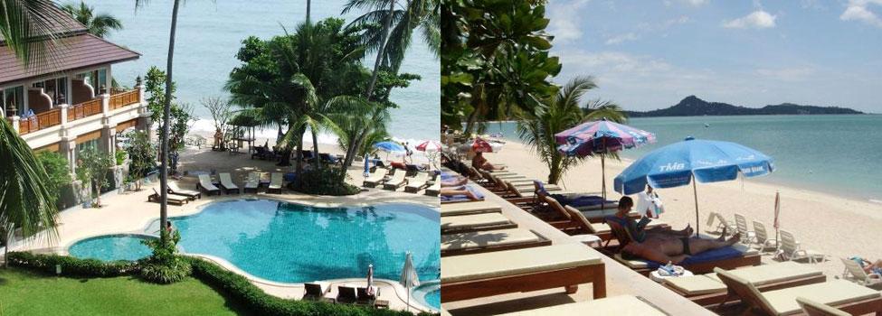 Aloha Resort, Koh Samui, Thailand