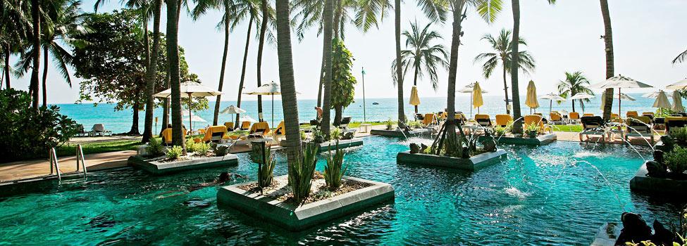 Centara Grand Beach Resort, Koh Samui, Thailand