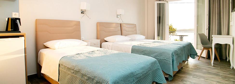 Hotel Hyperion, Mirties & Massouri, Kalymnos, Hellas