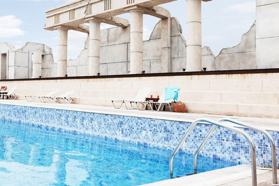 Det olympiske bassenget