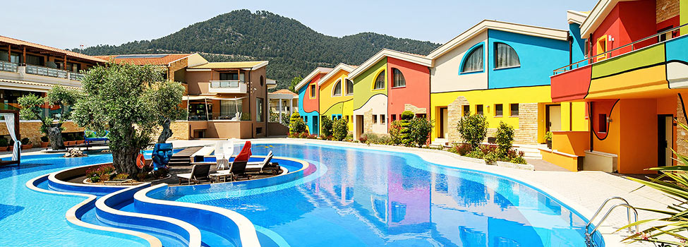 Alexandra Golden Boutique Hotel, Golden Beach, Thassos, Hellas