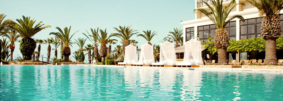 SENTIDO Sandy Beach, Larnaca, Kypros, Kypros
