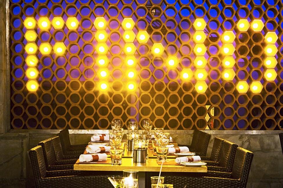 Fino Restaurant & Grill tilbyr vellaget mat fra en internasjonal meny