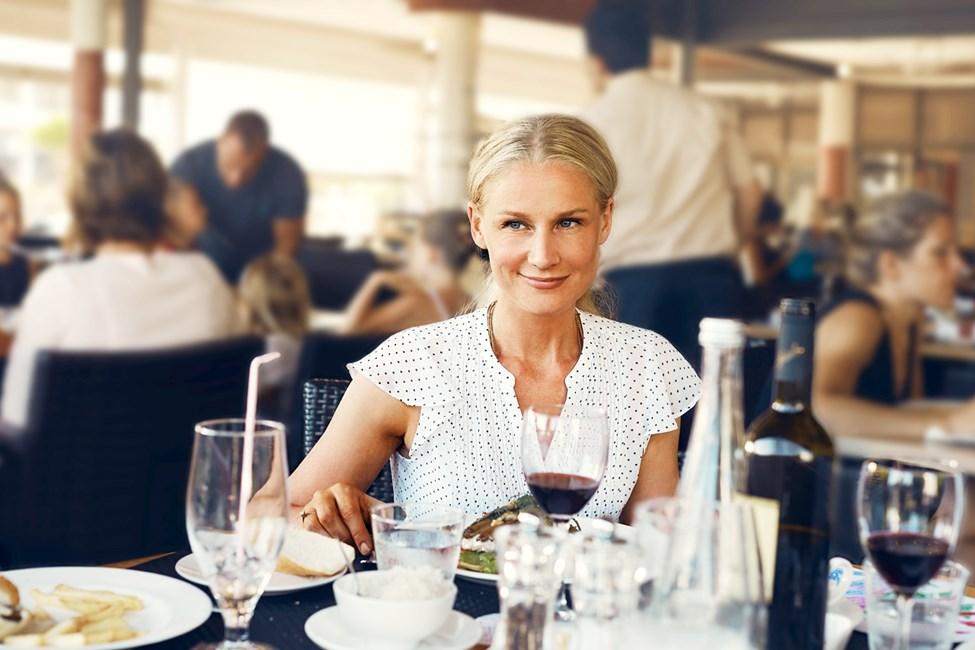Restaurantene på Sunwing Sandy Bay Beach tilbyr mat som passer for alle