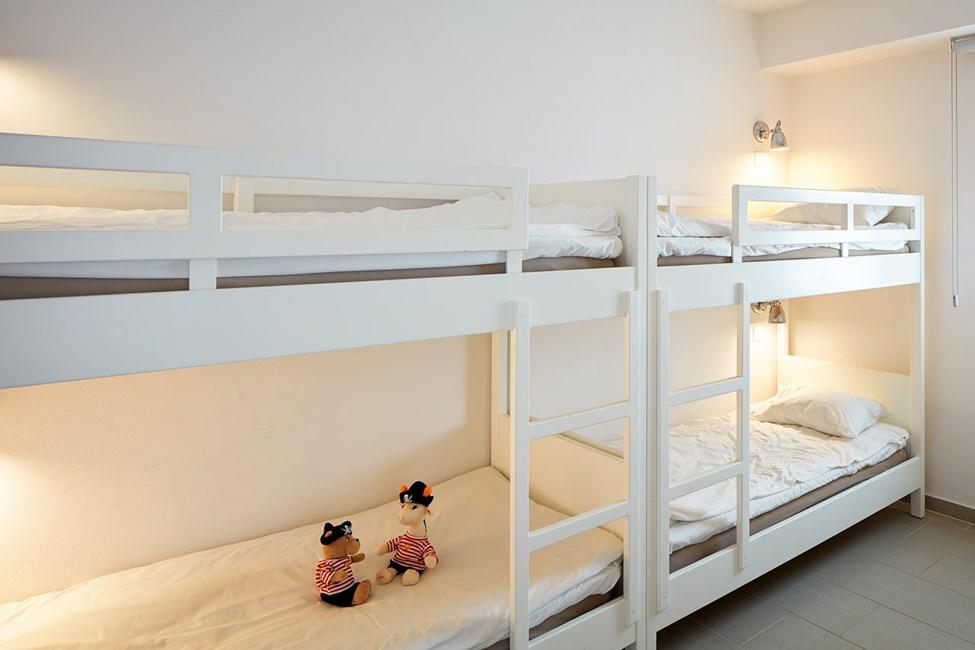 3-romsleilighet Royal Family Suite med stor terrasse og utgang til privat, delt basseng