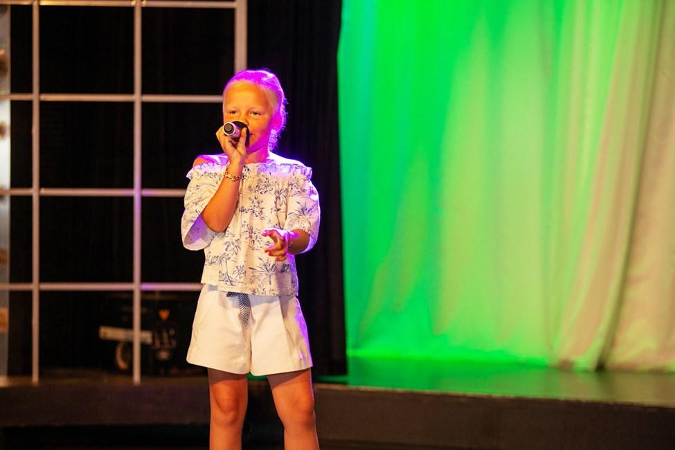 Meld deg på til Teen Idol og vær stjerne for én kveld!