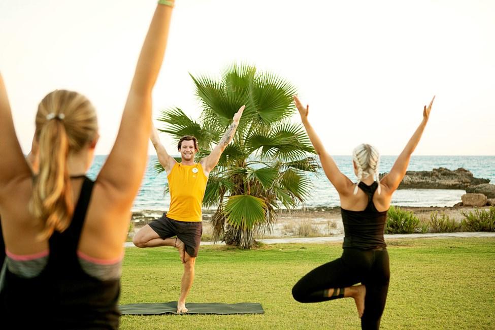Bli med og tren utendørs i ferien