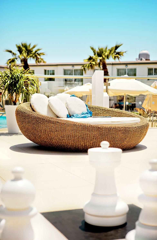 På Sunprime Ayia Napa Suites vil du finne både tid og rom for avkobling.