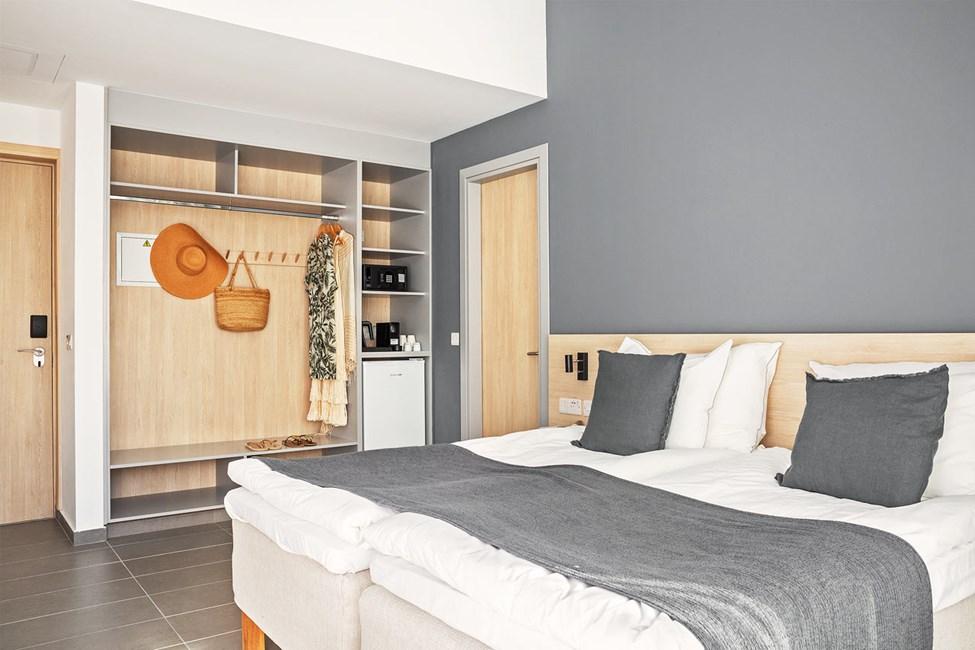 Classic Room 1 rom med balkong mot omgivelsene