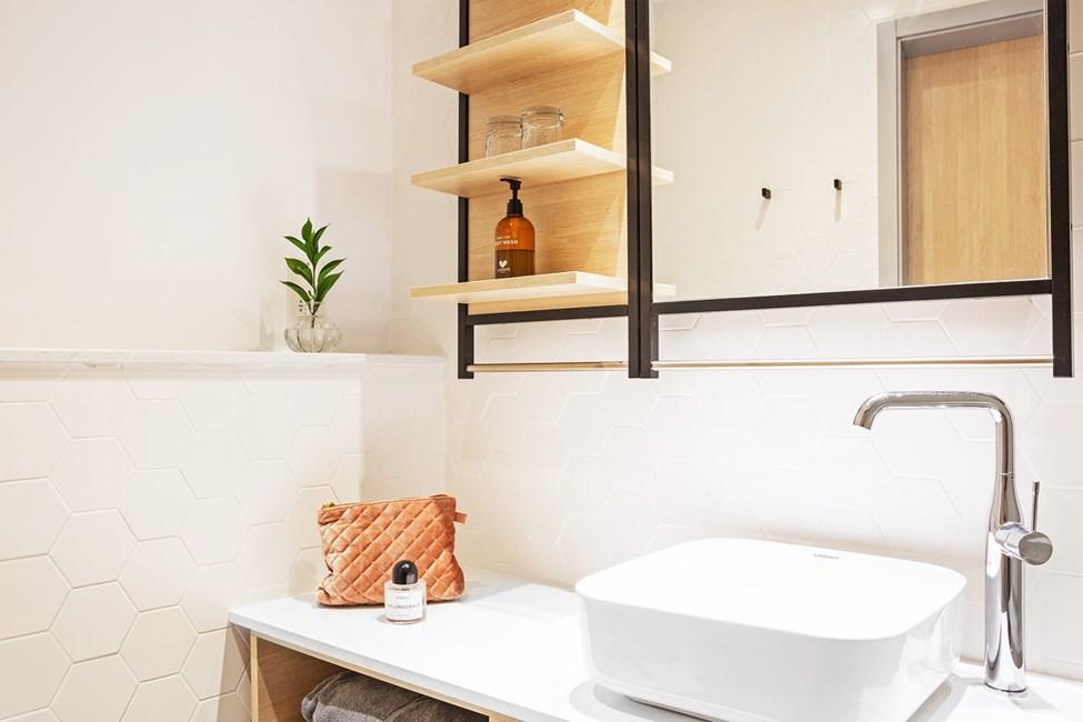Classic Room 1 rom med balkong med havutsikt