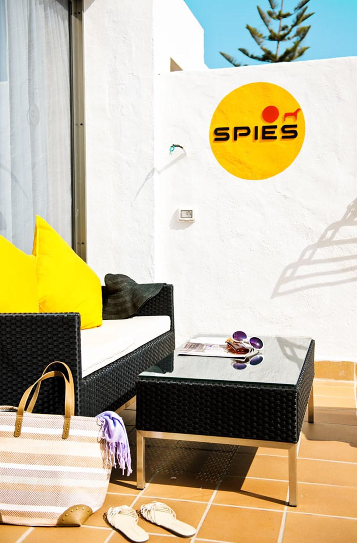 1-roms suite Simon Spies for 2–3 personer
