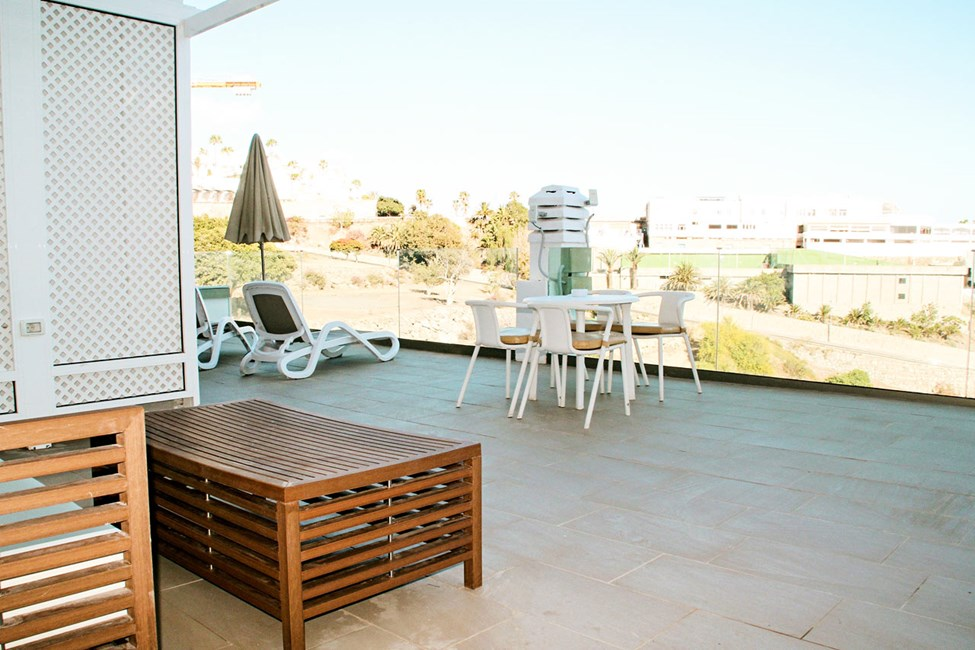 2-romsleilighet Club Room med stor balkong, type D