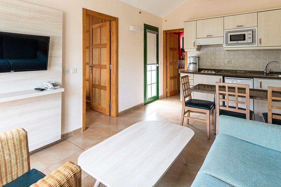 2-romsleilighet bungalow