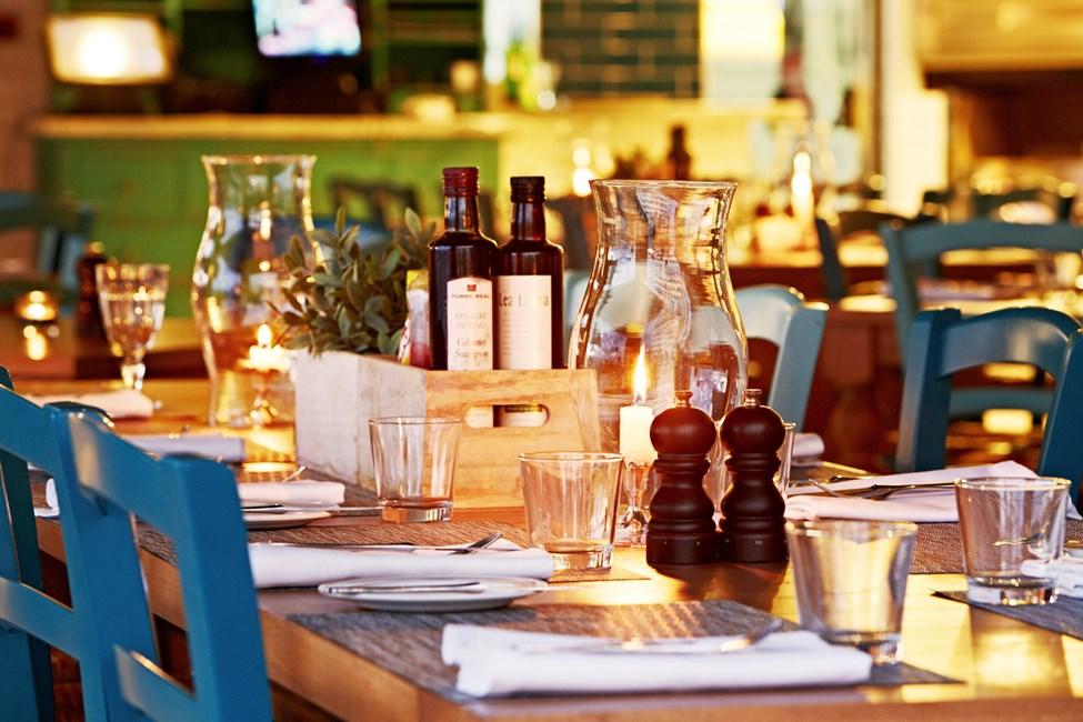 Miguel's Kitchen er vår hyggelige familierestaurant hvor dere kan spise både lunsj og middag